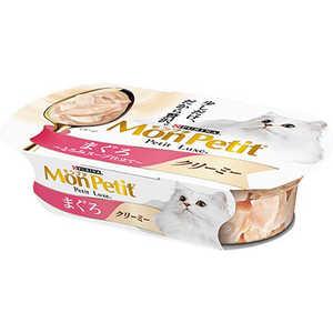 ネスレ日本 モンプチ プチリュクス クリーミーまぐろ とろみスープ仕立て 57g 猫 MPPLCクリーミーマグロ57G