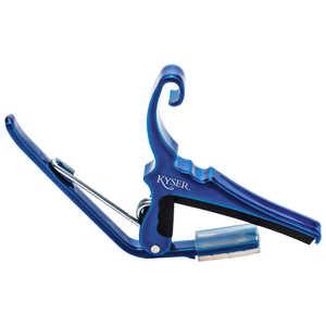 KYSER アコースティックギター用カポタスト Kyser ブルー BLUE KG6UA