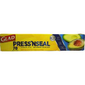 THE CLOROX OF COMPA GLAD 食品包装用ラップ 「グラッドプレス&シール」 PRESS'N SEAL PRESSNSEAL