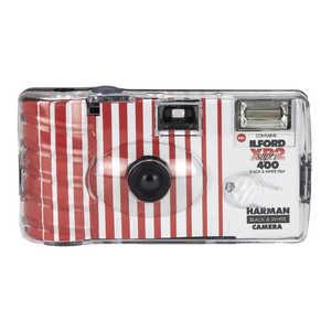 イルフォード [使い捨てカメラ]27枚撮り レンズ付モノクロフィルム フラッシュ付 SUCFLXP213524+3