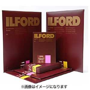 イルフォード マルチグレードFB ウォームトーン 1K (光沢) 27.9×35.6cm(大四切) 50枚入 50入 MGFBWT1K11X1450イリ