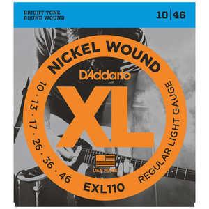 DADDARIO エレキギター弦 EXL110