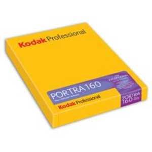 (シートフィルム)コダック プロフェッショナル ポートラ 160 PORTRA1604X510