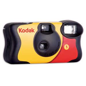 コダック [使い捨てカメラ]ファンセーバー フラッシュ800 27枚撮 8617763