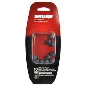 SHURE イヤーピース(Mサイズ/10個) EASFX110M