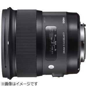 シグマ SIGMA 24mm F1.4 DG HSM Art「ニコンFマウント」 ニコン 24MMF1.4DGHSMA
