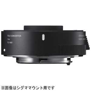 シグマ SIGMA TELE CONVERTER キヤノン用 TC1401テレコンバーター