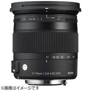 シグマ 17-70mm F2.8-4 DC MACRO OS HSM 2013モデル(キヤノン) 2013モデルキャ 17702.84DCMACROOSHSM