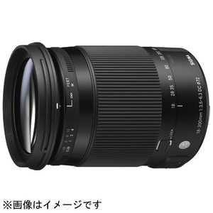 シグマ SIGMA 18-300mm F3.5-6.3 DC MACRO OS HSM キヤノン用 18300F3.56.3DCOS