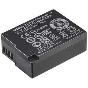 シグマ SIGMA Li-ionバッテリーパック LIIONバッテリーBP51