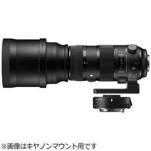 シグマ 交換レンズ 150-600mm F5-6.3 DG OS HSM Sports シグマ 150600S+TC1401KIT