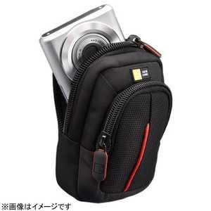 ケースロジック デジタルカメラ用ポーチ ブラック DCB302BLACK