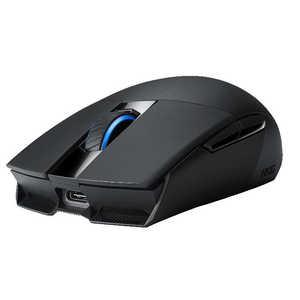 ASUS エイスース ゲーミングマウス P510 ブラック [光学式 /5ボタン /USB /有線/無線(ワイヤレス)] ROGSTRIXIMPACTIIWL