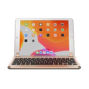 BRYDGE BRY80032JP 10.2インチ iPad(第8/7世代)用 Bluetoothキーボード(日本語版) Brydge 10.2 ゴールド ゴールド
