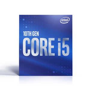 Core i5 10400 BOX 製品画像