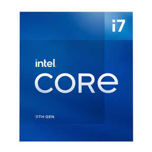 Core i7 11700 BOX 製品画像