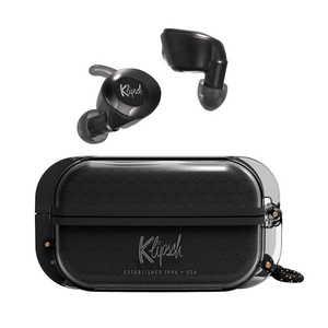 KLIPSCH Klipsch フルワイヤレスイヤホン ブラック [リモコン・マイク対応 /ワイヤレス(左右分離) /Bluetooth] BK T5M2SPORTBK
