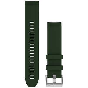 GARMIN MARQ QuickFit22mm パイングリーンシリコンストラップ 0101273833