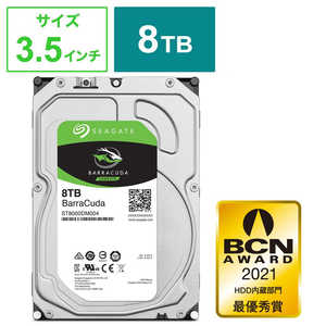 ST8000DM004 [8TB SATA600 5400] 製品画像