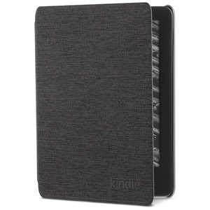 Amazon純正 Kindle(第10世代) 用 ファブリックカバー チャコール B07K8J59VP