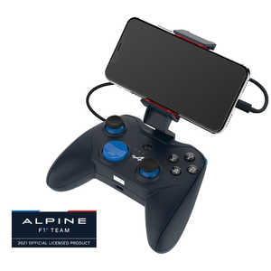 ROTOR RIOT Wired Game Controller ALPINE ROTORRIOT ブラック RR1850RA