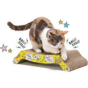 猫壱 バリバリ ベッド M バリバリベッドMネコガラ