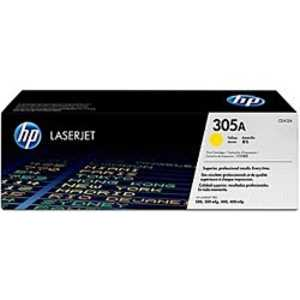 HP 「純正」トナーカートリッジ305A(イエロー) イエロー CE412A