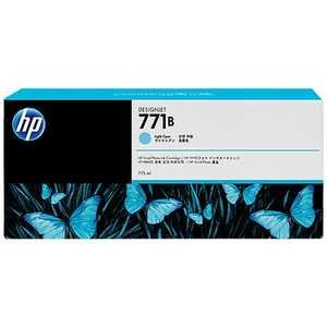 「純正」HP 771B インクカートリッジ (ライトシアン) ライトシアン B6Y04A