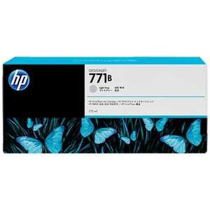 「純正」HP 771B インクカートリッジ (ライトグレー) ライトグレー B6Y06A