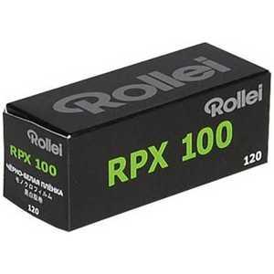 ROLLEI モノクロフィルムRPX 100 120 RPX1001