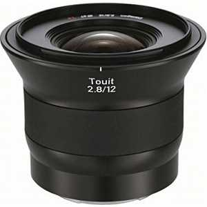 カールツァイス カメラレンズ APS-C用 2.8/12 Touit E TOUIT2812E