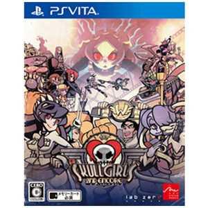 アークシステムワークス PS Vitaゲームソフト VLJS-05066 スカルガールズセカンドアンコール