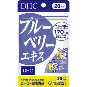 DHC ブルーベリーエキス 20日分 40粒入 製品画像