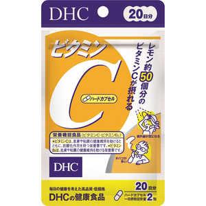 DHC20日 DHC(ディーエイチシー) ビタミンC 20日分(40粒)〔栄養補助食品〕 20ベーシック DHC20ニチビタミンC