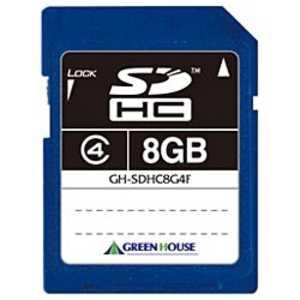 GH-SDHC8G4F [8GB]