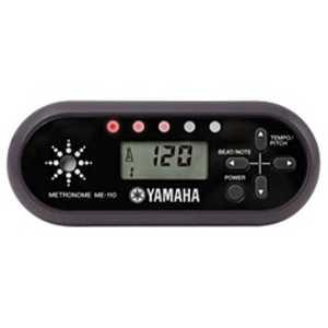ヤマハ YAMAHA ヤマハミュージックジャパン 電子メトロノーム(ブラック) ブラック ME110BK