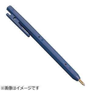 バーテック バーキンタ ボールペン エコ102 黒インク(金属検出機対応) 青 ドットコム専用 ZPN1603