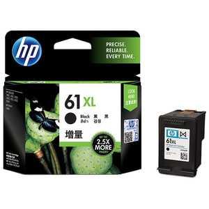 HP 61XL プリントカートリッジ(増量タイプ) ブラック CH563WA