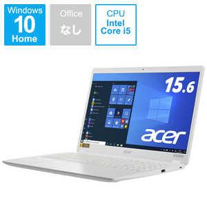 ACER エイサー A315-56-F58Y/W (Core i5-1035G1/8GB/512G SSD//Windows 10 Home(64bit)/パールホワイト) A31556F58YW