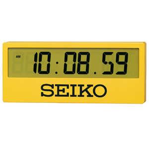 セイコー SEIKO セイコースポーツタイマークロック SQ816Y