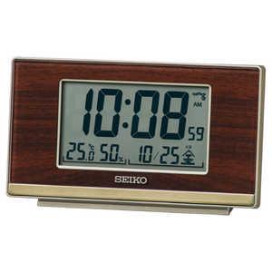 セイコー SEIKO 電波目ざまし時計 SQ793B