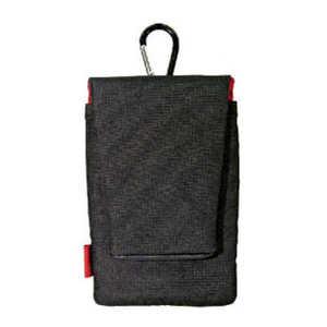 BSS スマートフォンケース 縦型 ブラック EN018