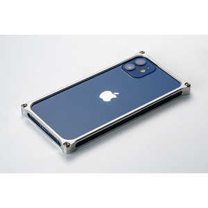 GILDDESIGN ソリッドバンパー for iPhone 12 mini シルバー シルバー GI429S