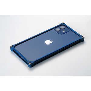 GILDDESIGN ソリッドバンパー for iPhone 12 mini マットブルー ブルー GI429MBL