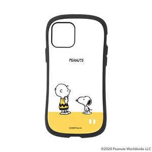 HAMEE iPhone 12/12 Pro 6.1インチ対応PEANUTS/ピーナッツ iFace First Classケース iFace スヌーピー&チャーリー・ブラウン/イエロー イエロー IP20206.1IFACEPNYE