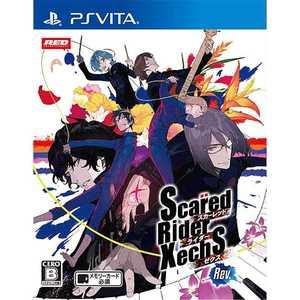 レッドエンタテインメント PS Vitaゲームソフト VLJM35298 スカーレッドライダーゼクスREV.