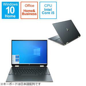 HP ノートパソコン Spectre x360 14-ea0000(コンバーチブル型) [13.5型/Core i5/SSD:512GB/メモリ:8GB/2021年1月モデル] #O有 2U7B2PAAAAB