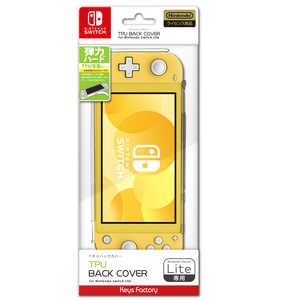 キーズファクトリー TPU BACK COVER for Nintendo Switch Lite クリア HTC-001-1 TPUBACKCOVER