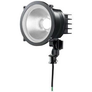岩崎電気 LEDioc FLOOD POP (レディオック フラッド ポップ) 丸形タイプ 狭角タイプ 昼白色タイプ E30011NNSAN9BK