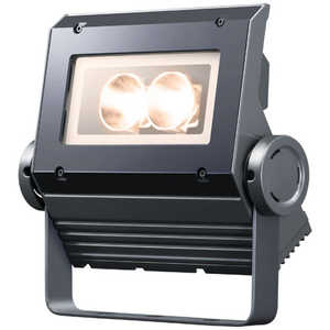 岩崎電気 LEDioc FLOOD NEO (レディオック フラッド ネオ) 40クラス 狭角タイプ 電球色タイプ ECF0498LSAN8DG